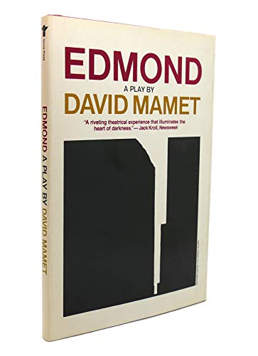9780394531045: Title: Edmond A play