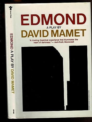 9780394531045: Edmond: A play