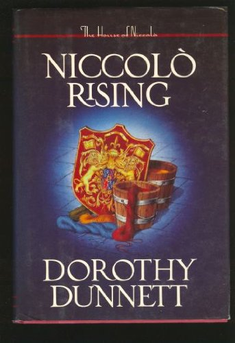 The House of Niccolo, 8 volumes, complete: DUNNETT, DOROTHY