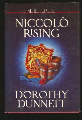 9780394531076: Niccolo Rising (House of Niccolo, Book 1)