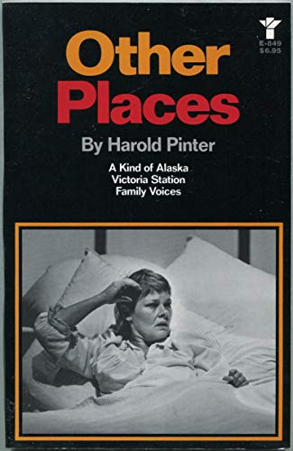 Other Places: Three Plays: Pinter, Harold