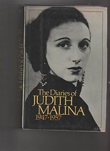 9780394531328: The diaries of Judith Malina, 1947-1957