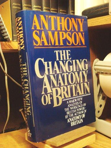 9780394531434: The Changing Anatomy of Britain