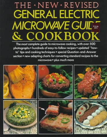 9780394531519: General Electric Microwave Cookbook(The New Revised)