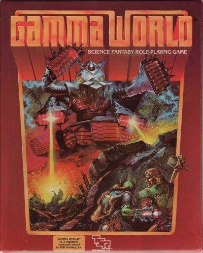 9780394531588: Gamma World 2nd edition [BOX SET]
