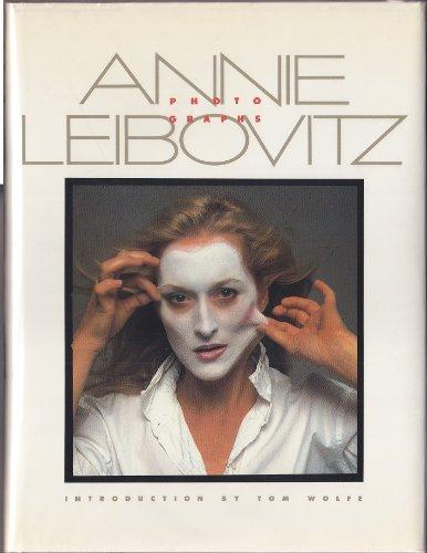 9780394532080: Annie Leibovitz: Photographs