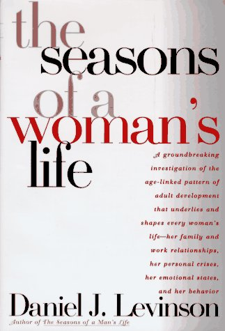 9780394532356: The Seasons of a Woman's Life