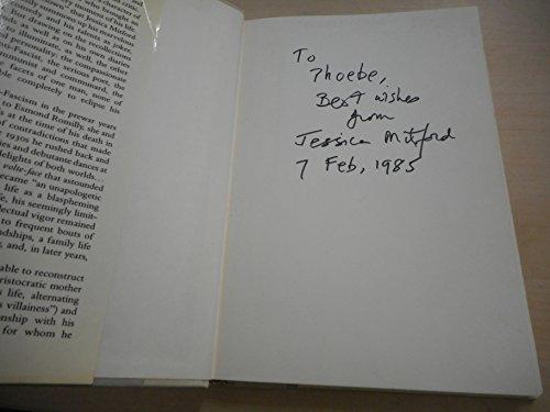 Faces of Philip: A memoir of Philip Toynbee: Mitford, Jessica