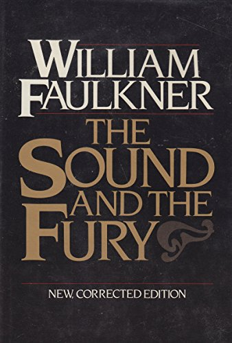 9780394532417: The Sound and the Fury