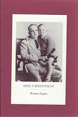 One Christmas: Truman Capote