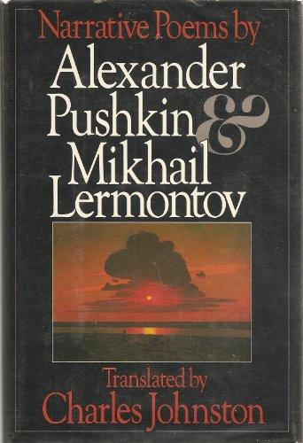 9780394533254: Narrative Poems by Alexander Pushkin & Mikhail Lermontov