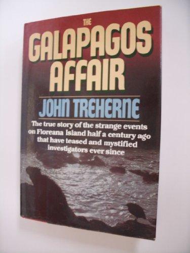 Galapagos Affair.: TREHERNE, John.