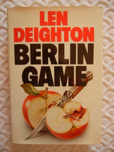 Berlin Game: Deighton, Len