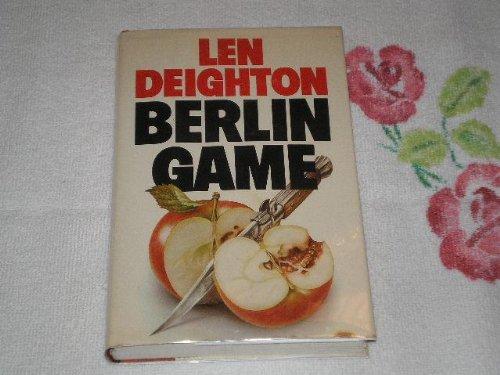 Berlin Game: Len Deighton