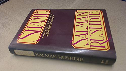 Shame (0394534085) by Salman Rushdie