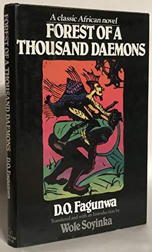 9780394534114: Forest of a Thousand Daemons: A Hunter's Saga (English and Yoruba Edition)