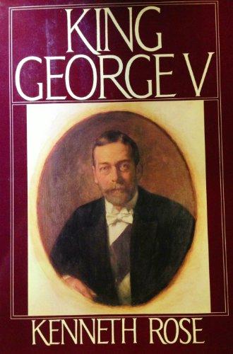 9780394534480: King George V