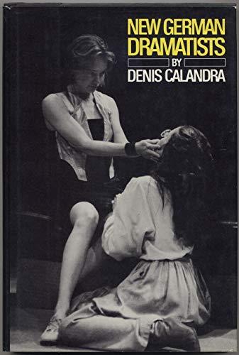 9780394534992: Title: New German dramatists A study of Peter Handke Fran