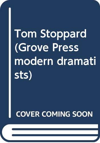 9780394535074: Tom Stoppard (Grove Press modern dramatists)