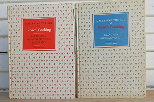 9780394536286: Mastering the Art of French Cooking (2 Volume Set)