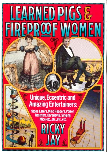 Learned Pigs & Fireproof Women: Jay, Ricky