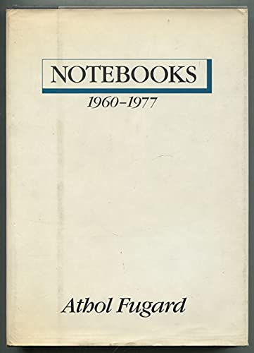 Notebooks, 1960-1977