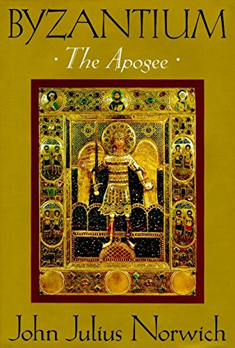 9780394537795: Byzantium (II): The Apogee