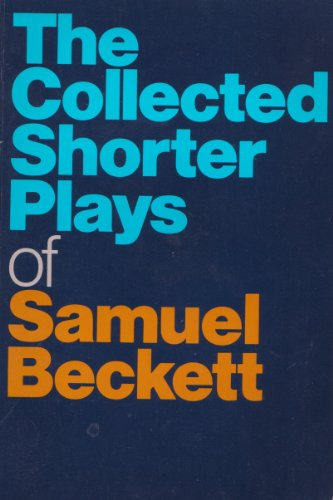 9780394538501: Collected shorter plays