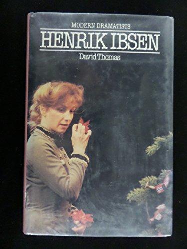 9780394538624: Henrik Ibsen (Grove Press modern dramatists) [Hardcover] by David Thomas