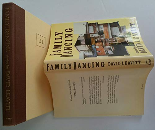 9780394538723: Family Dancing: Stories