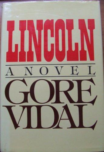 9780394538891: Title: Lincoln A Novel