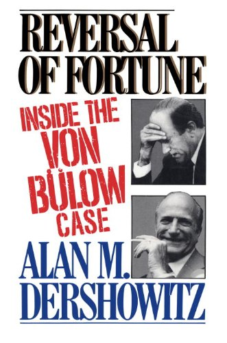 9780394539034: Reversal of Fortune: Inside the Von B?Ulow Case