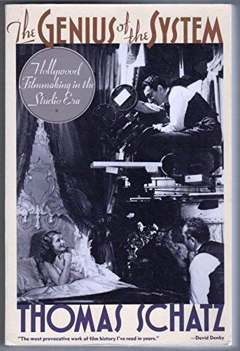 9780394539799: The Genius of the System: Hollywood Filmmaking in the Studio Era