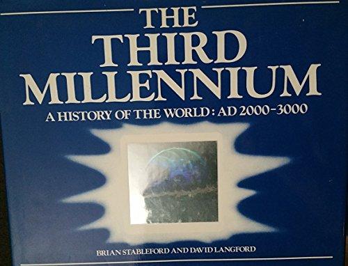 9780394539805: THE THIRD MILLENIUM