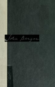 Once in Europa (0394539923) by Berger, John