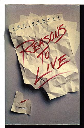 9780394539935: Reasons to Live: Stories