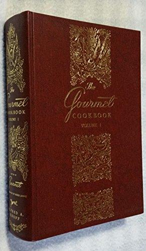 GOURMET COOKBOOK,VOL.1: Gourmet Magazine Editors