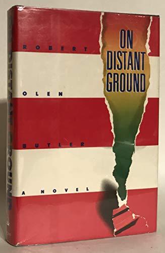 9780394540405: On Distant Ground