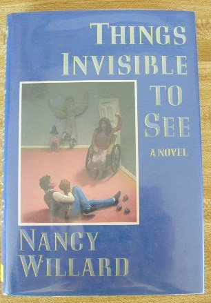 9780394540580: THINGS INVISIBLE TO SEE
