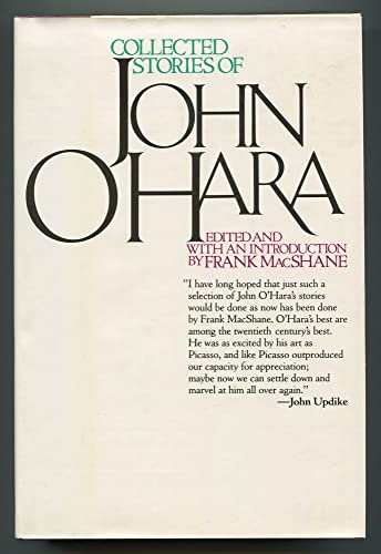 Collected Stories of John O'Hara