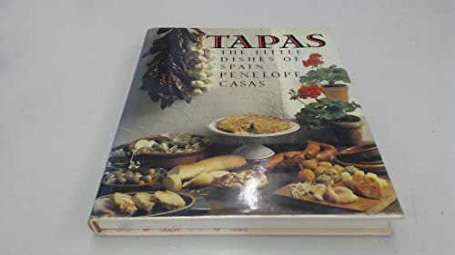 9780394540863: Tapas: The Little Dishes of Spain