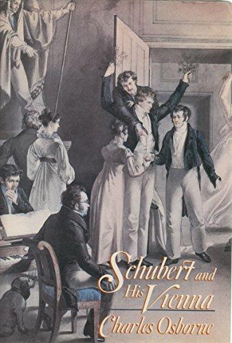 9780394541112: Schubert and His Vienna