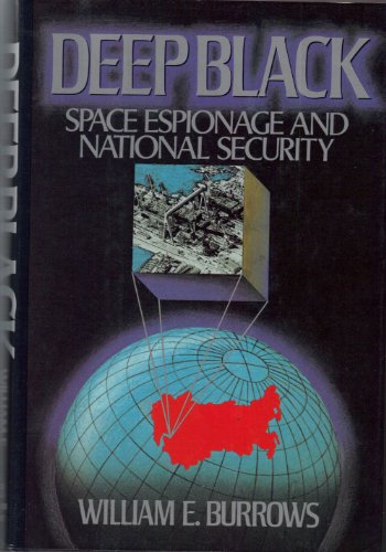 9780394541242: Deep Black: Space Espionage and National Security
