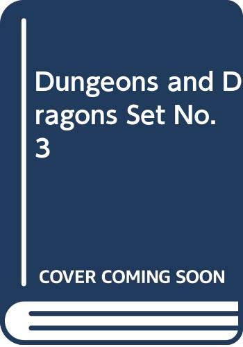 9780394541440: Dungeons and Dragons Set No. 3 [Hardcover] by