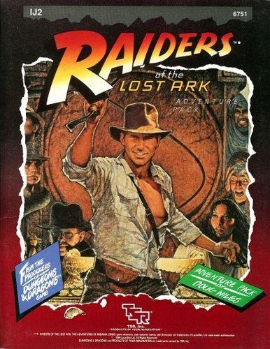 9780394541822: Raiders of the Lost Ark: Adventure Pack