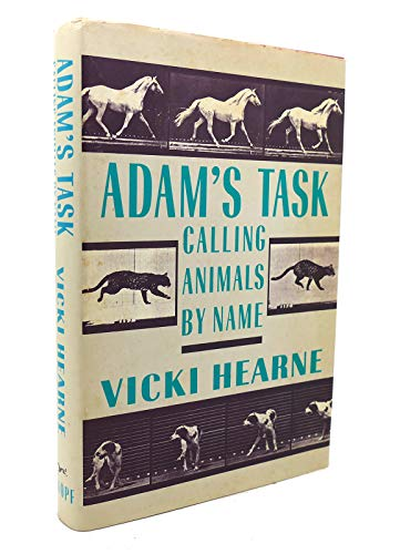 9780394542140: Adam's Task: Calling Animals by Name
