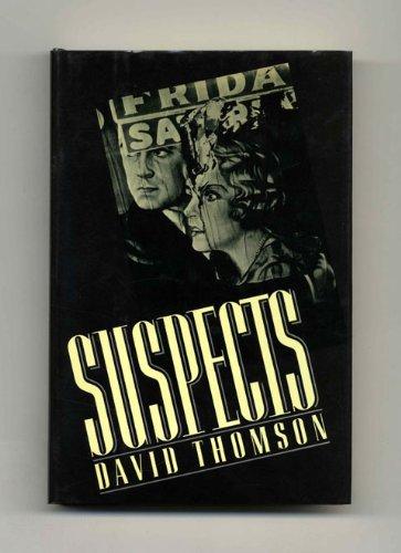 Suspects: Thomson, David