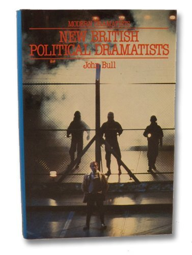 9780394542423: Title: New British political dramatists Howard Brenton Da