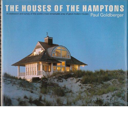 9780394542607: Houses of the Hamptons