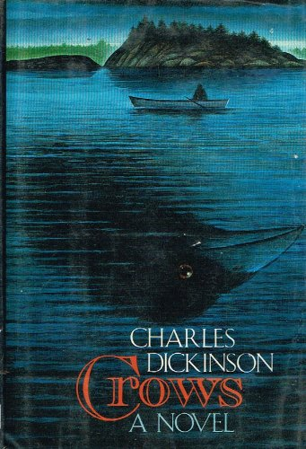 Crows (SIGNED): Dickinson, Charles